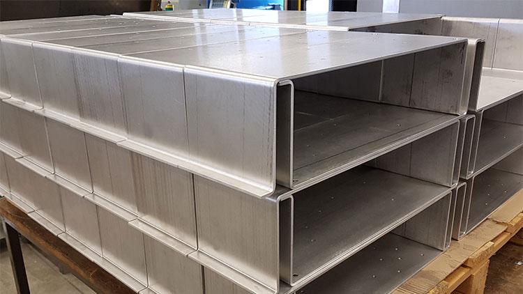 Heijcon Metaal Aluminium kanten - plaatwerk
