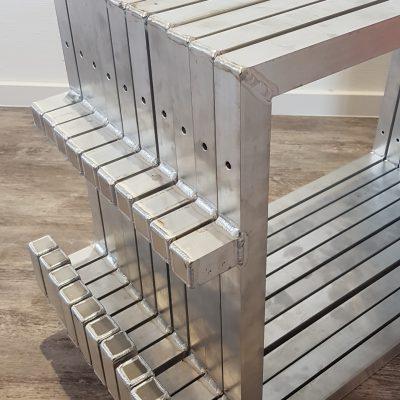 Heijon Metaal Aluminium Mig Tig lassen Frame (7)